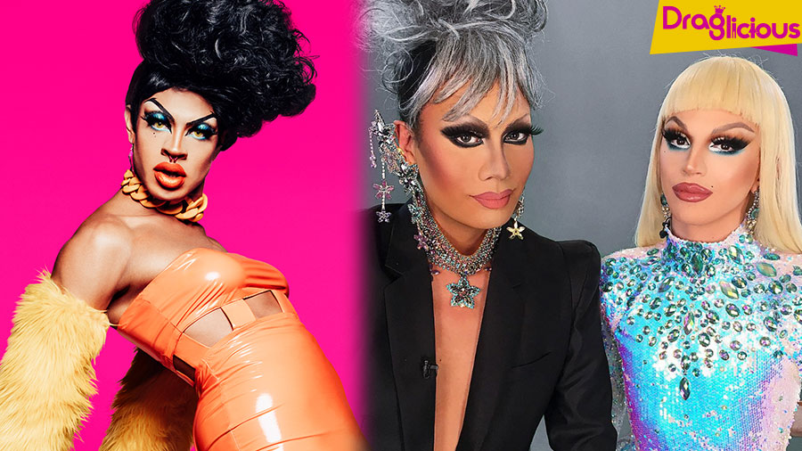 Barraco Drag: Yvie Vs. Raja e Aquaria